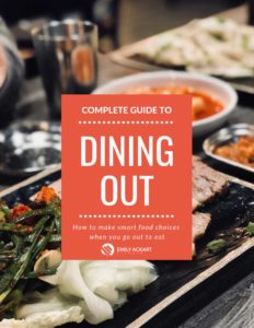 Emily Ackart Dining Out Guide