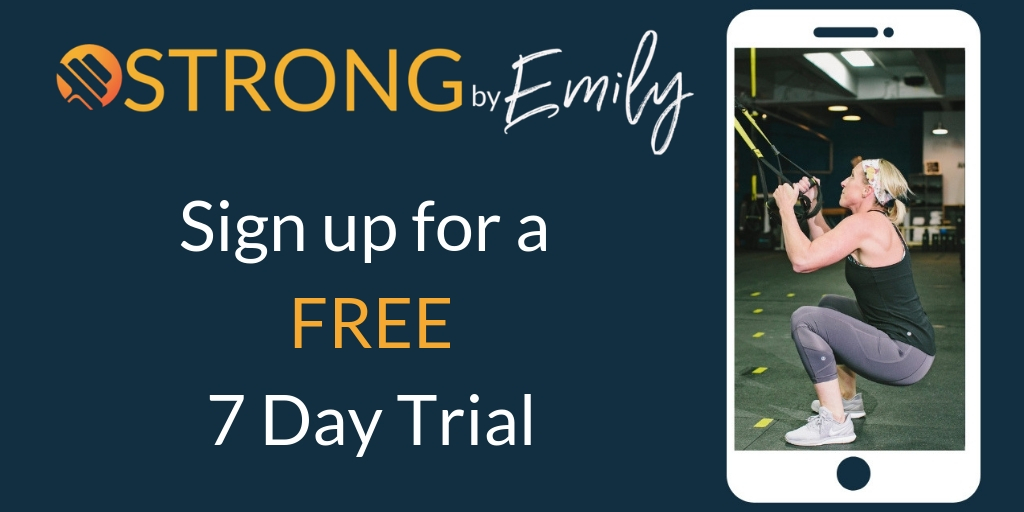 STRONG BY Emily