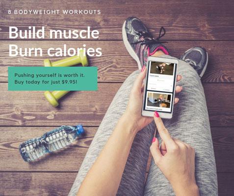 Best bodyweight exercise program