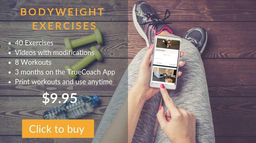 bodyweight exercise program