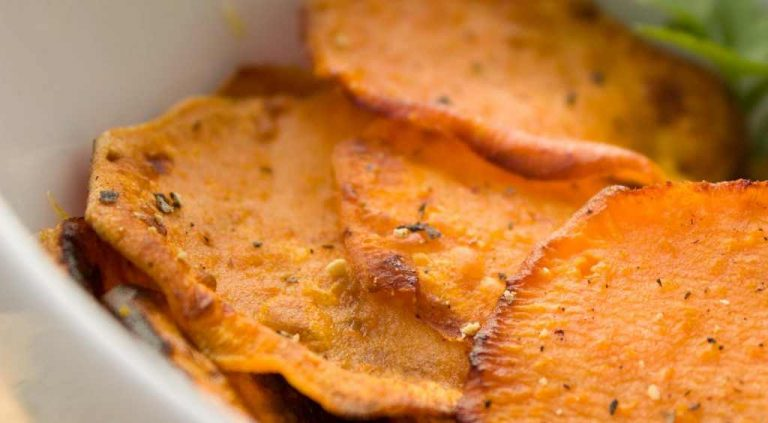 sweet potato chip recipe
